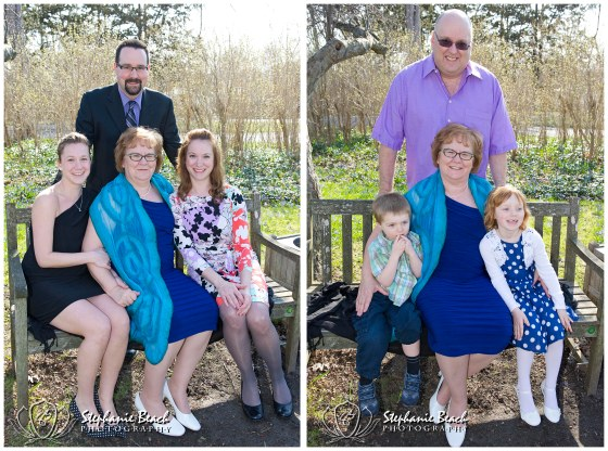 Family Portraits at Keg Manor and Maplelawn Gardens