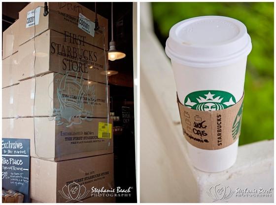 Seattle First Starbucks