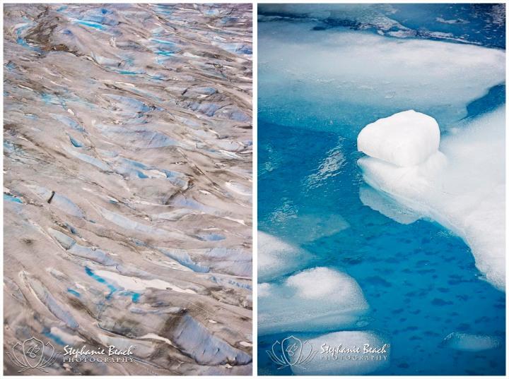 Gilkey Glacier Juneau Icefield