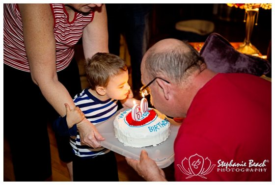 Montreal Canadiens Birthday Cake Ottawa Child Photography - Toddler