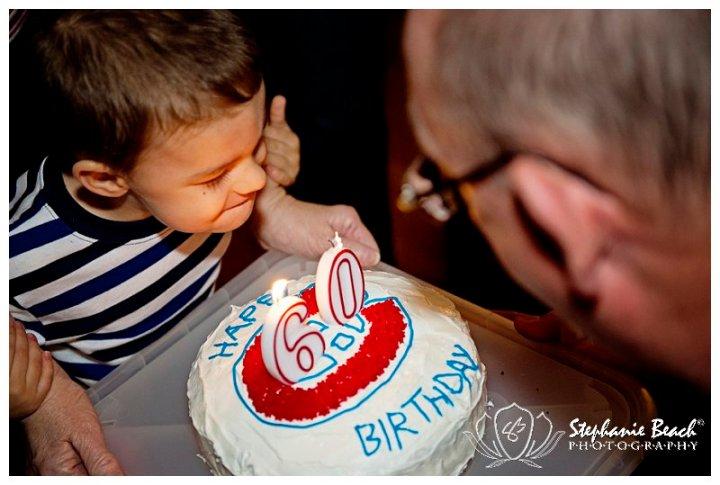 Montreal Canadiens Birthday Cake Ottawa Child Photography - Toddler