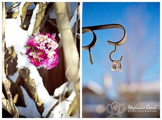 Ottawa Wedding Photography Winter Details