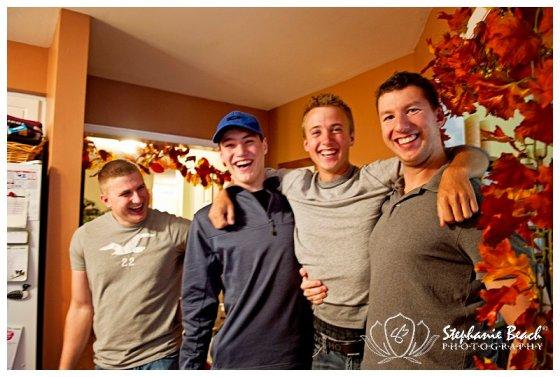 Newmarket Family Thanksgiving