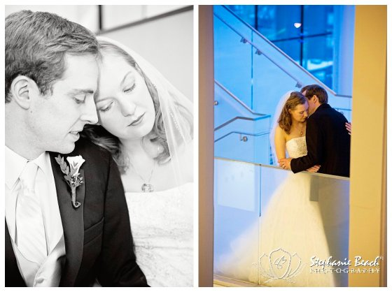Ottawa Museum of Nature Wedding