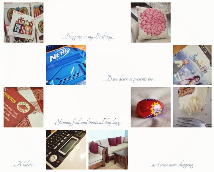 Birthday Collage - 30 - Post