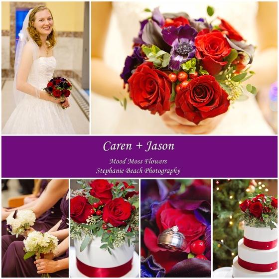C+J Wedding
