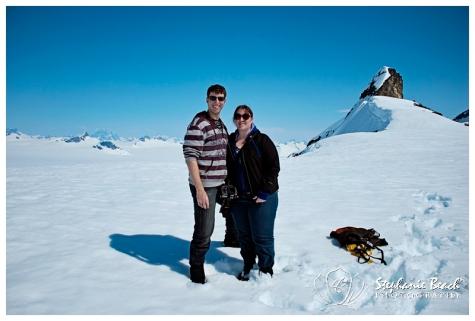 Alaskan Cruise Juneau Icefield