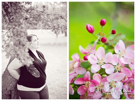 Stephanie Beach Photography Ottawa Arboretum Portraits