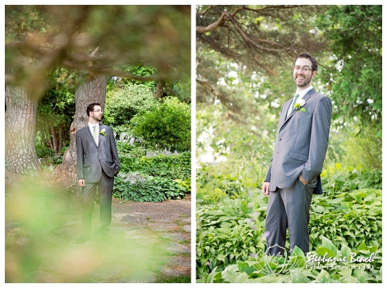 Ottawa Ornamental Gardens Wedding Stephanie Beach Photography