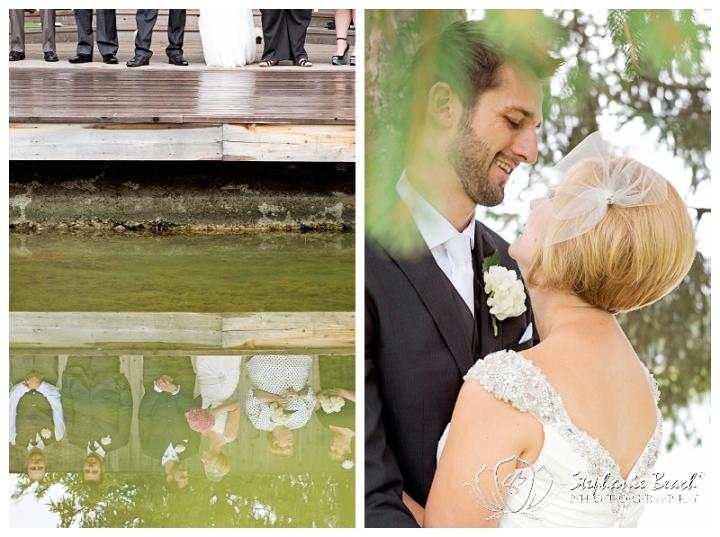 Ottawa Backyard Wedding Stephanie Beach Photography