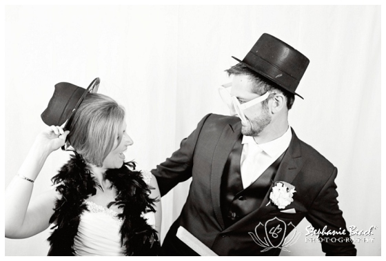 Ottawa Wedding Photography Photobooth Stephanie Beach Photography