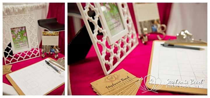 Brockville Bridal Show Fall 2014 Stephanie Beach Photography