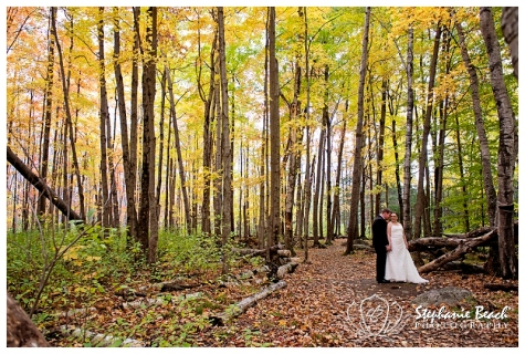 Ottawa Fall Wedding Stephanie Beach Photography