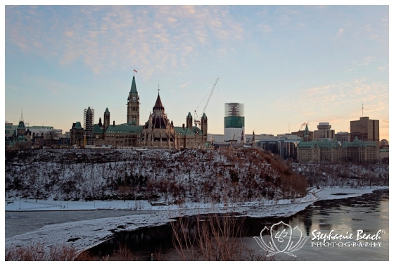 Ottawa Winter Stephanie Beach Photography