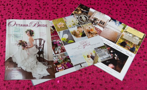 Ottawa Bride Magazine Stephanie Beach Photography