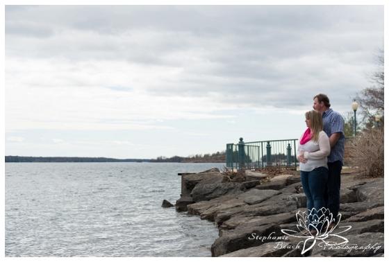 Brockville Engagement Session Stephanie Beach Photography