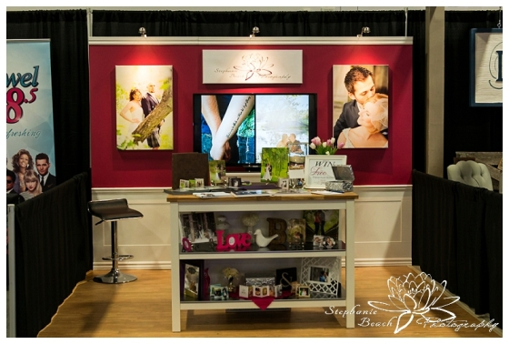 Stephanie Beach Photography Ottawa Wedding Show