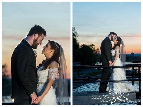 Ottawa Wedding Photographer Arc Hotel Stephanie Beach Photography