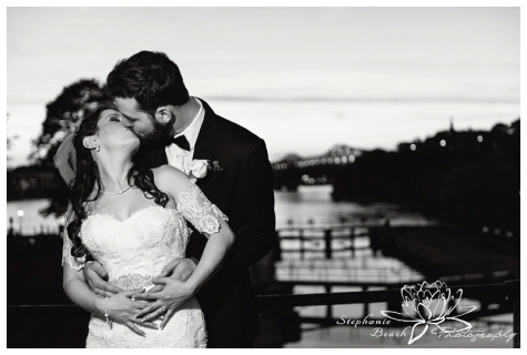 Ottawa Arc Hotel Wedding Stephanie Beach Photography