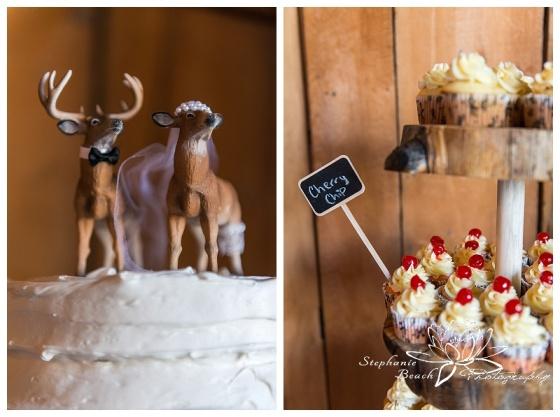 Strathmere Lodge Wedding C+R Stephanie Beach Photography 10