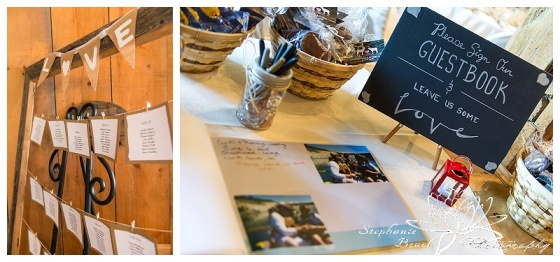 Strathmere Lodge Wedding C+R Stephanie Beach Photography 30