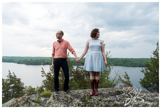 Westport Engagement Session Stephanie Beach Photography-E+R