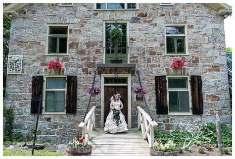 Mill of Kintail Wedding Stephanie Beach Photography