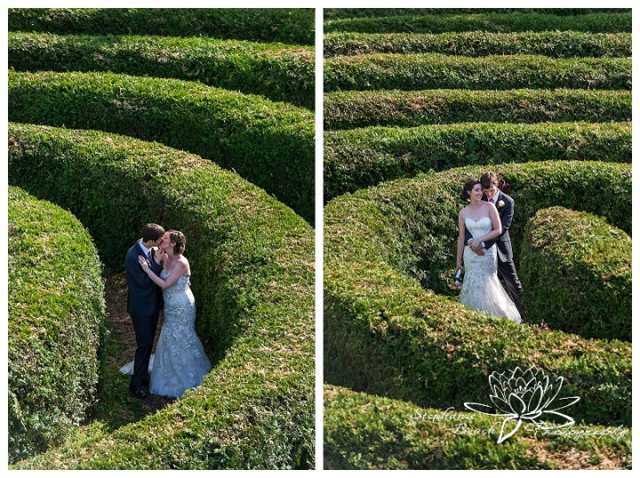 Saunders-Farm-Wedding-Stephanie-beach-Photography-Ottawa-Circle-Maze