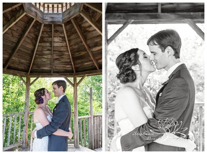 Saunders Farm Wedding Stephanie Beach Photography