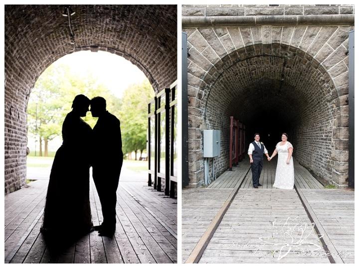 Wall Street Church & Brockville Rowing Club Brockville Wedding Photographer Stephanie Beach Photography