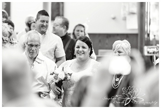 Brockville Wall Street Chruch Wedding Stephanie Beach Photography