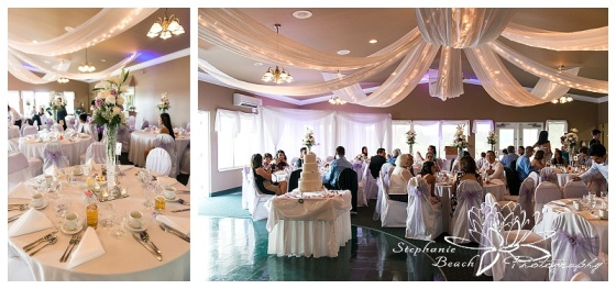 Glen Mar Golf Course Wedding Stephanie Beach Photography 06