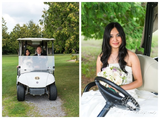 Glen Mar Golf Course Wedding Stephanie Beach Photography 11
