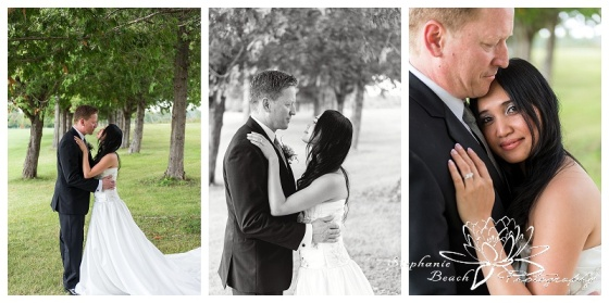 Glen Mar Golf Course Wedding Stephanie Beach Photography 14