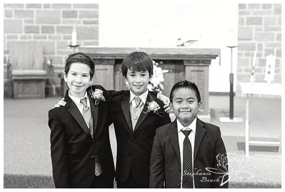 St Isidore Church Ottawa Wedding Stephanie Beach Photography 11