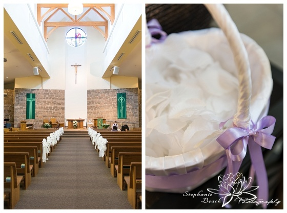 St Isidore Church Ottawa Wedding Stephanie Beach Photography 13