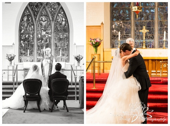 St Bartholomew Wedding Stephanie Beach Photography