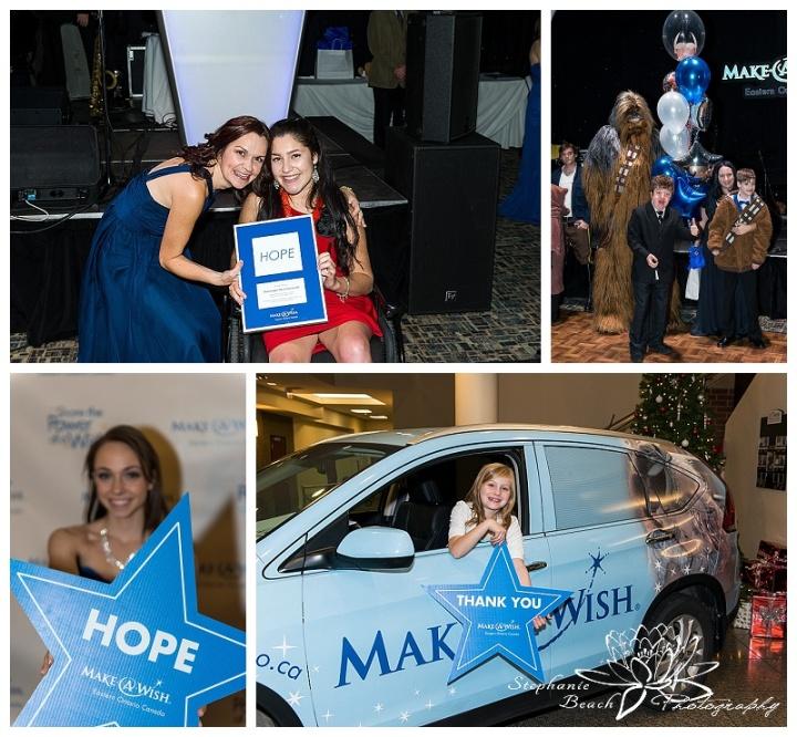 Make A Wish 3 Wishes Gala Stephanie Beach Photography