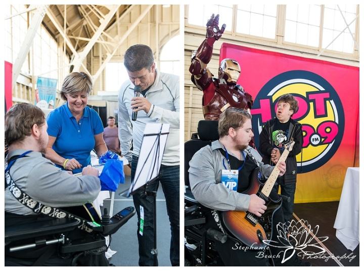 Make-A-Wish Four Wishes Event Stephanie Beach Photography