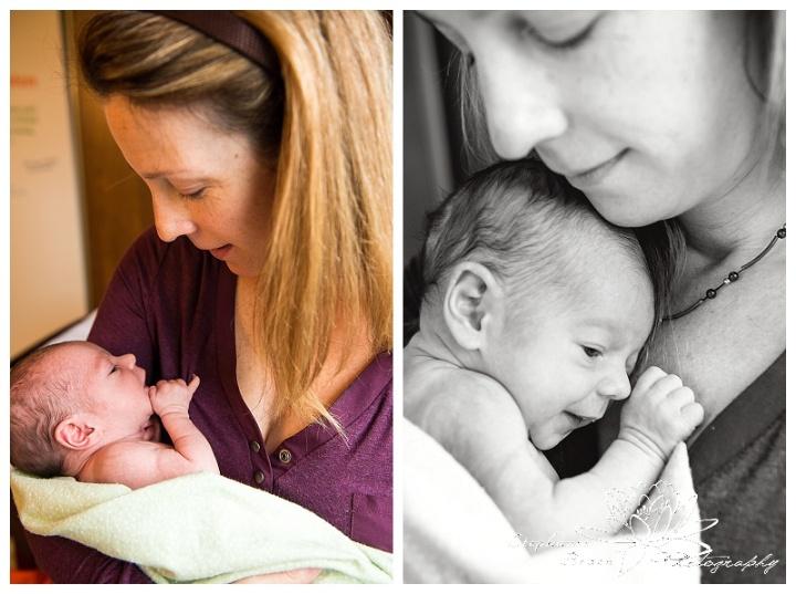 Ottawa Newborn Photoshop Lifestyle Newborn Session Stephanie Beach Photography