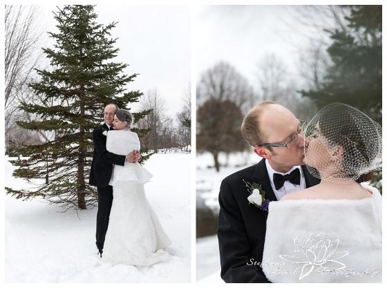 Perth Stewart Park Winter Wedding Photography Stephanie Beach Photography 02