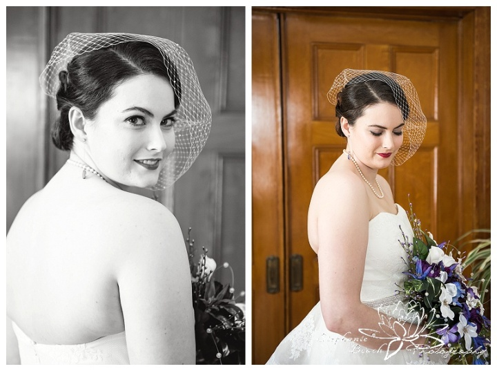 Smiths Falls Winter Wedding Stephanie Beach Photography 12