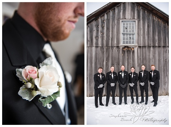 Brockville Country Club Wedding Stephanie Beach Photography-13