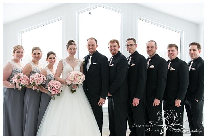 Brockville Country Club Wedding Stephanie Beach Photography-29