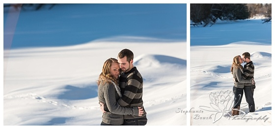 Ottawa Winter Engagement Session Stephanie Beach Photography 12