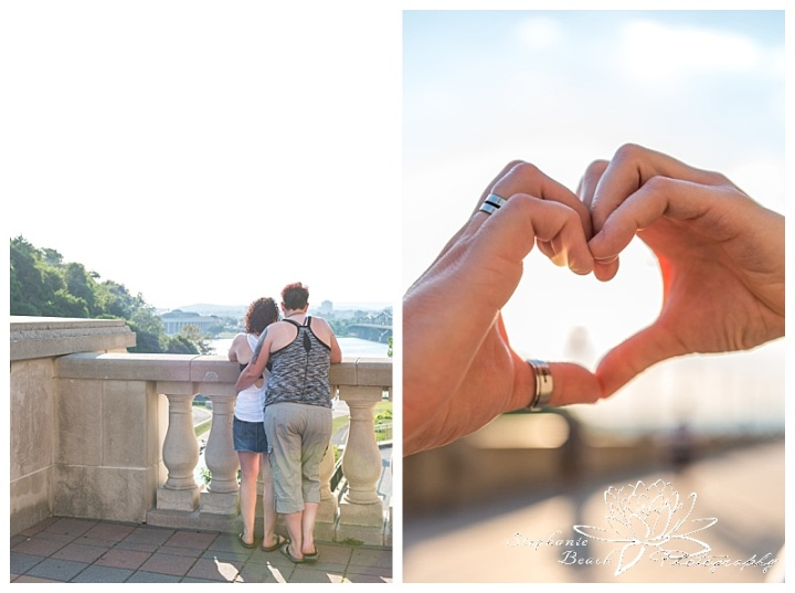 Dowtown Ottawa Same-Sex Engagement Session Stephanie Beach Photography 02