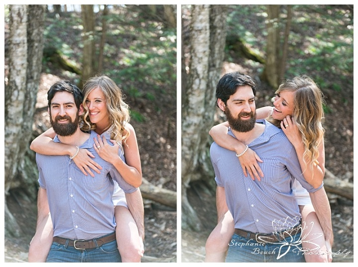 Gatineau Park Engagement Session Stephanie Beach Photography 13