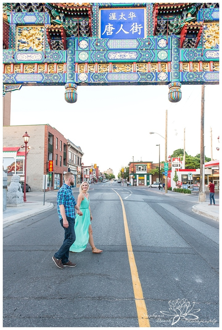 Ottawa Chinatown Engagement Session Stephanie Beach Photography 14