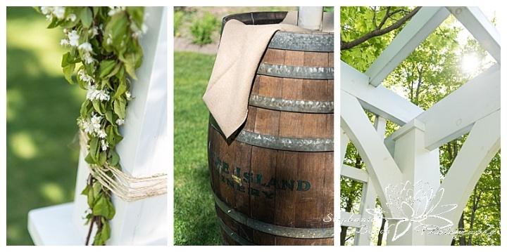 Temple's Sugar Bush Wedding Stephanie Beach Photography 09