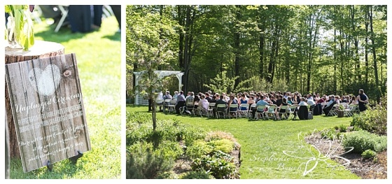 Temple's Sugar Bush Wedding Stephanie Beach Photography 10